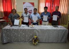 Firma de Convenio Nacional con UAGRM 1