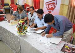 Firma de Convenio Nacional con UAGRM