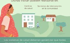 La consulta preconcepcional y prenatal previene discapacidades