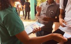 Honduras: 400 estudiantes de Atlántida se forman como promotores de prevención prenatal