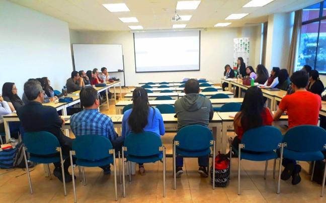 Ecuador : Monitores de PreNatal participan en el proceso nacional de validación de un instrumento para la identificación de signos del autismo