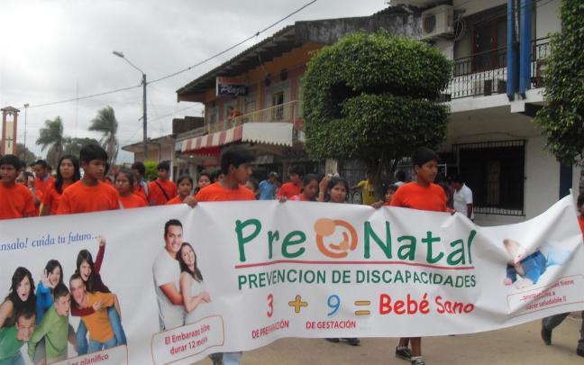 Prevenir el embarazo adolescente para disminuir el riesgo de deficiencias y enfermedades en los bebés