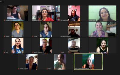 El Salvador: Tecnología para formación comunitaria con OEF