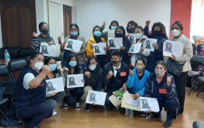Bolivia: salud preventiva motiva formación de lideresas comunitarias